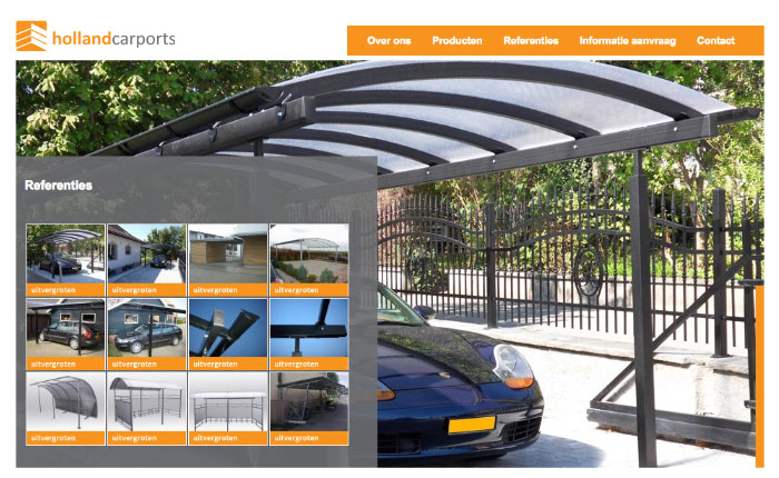 Holland Carports