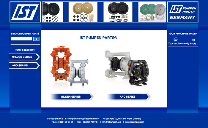 IST Pumpen Parts® Germany