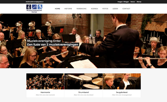Muziekvereniging Enter