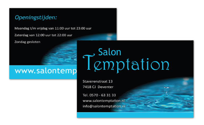 Salon Temptation